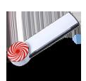 Logo preprinted